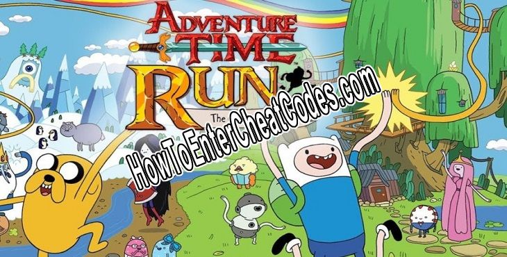 Adventure Time Run Hacked Diamonds, Score, Coins and God Mode
