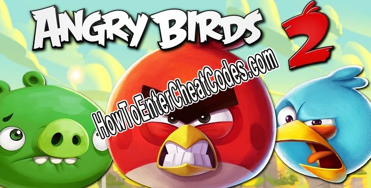 Angry Birds 2 Hacked Gems and Pearls