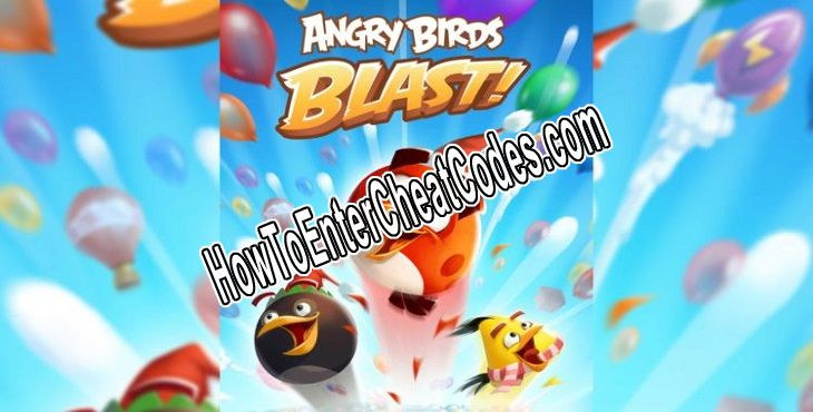 Angry Birds Blast Hacked Gold and Silver