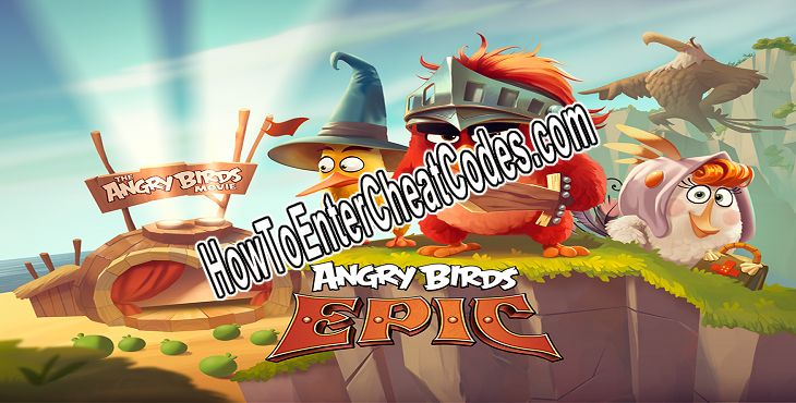 Angry Birds Epic RPG Hacked Coins/Money