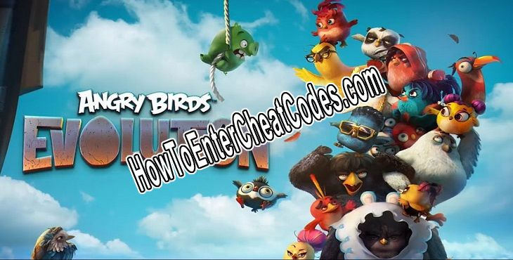 Angry Birds Evolution Hacked Gems and Coins