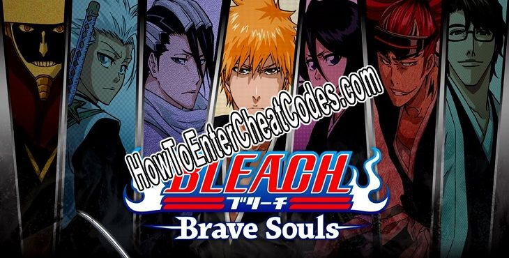 BLEACH Brave Souls Hacked Orbs and Coins
