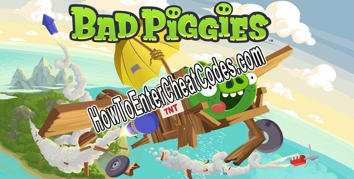 Bad Piggies Hacked Items and Unlock All