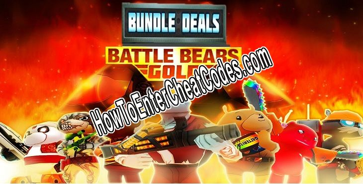 Battle Bears Gold Hacked Gas, Ammo and Joiles