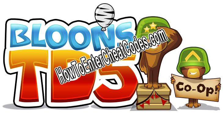 Bloons TD 5 Hacked Money and Tokens