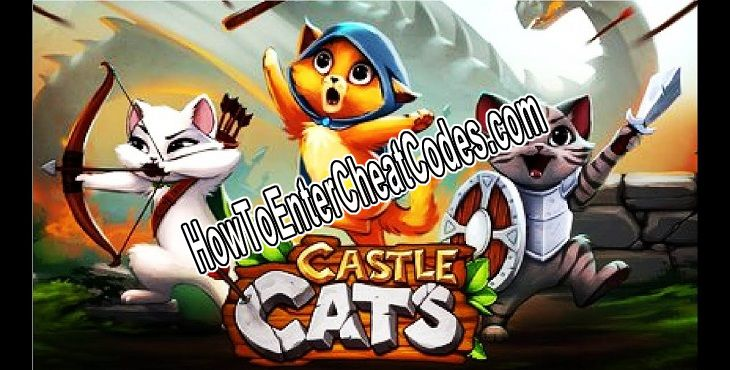 Castle Cats Hacked Gems and Gold