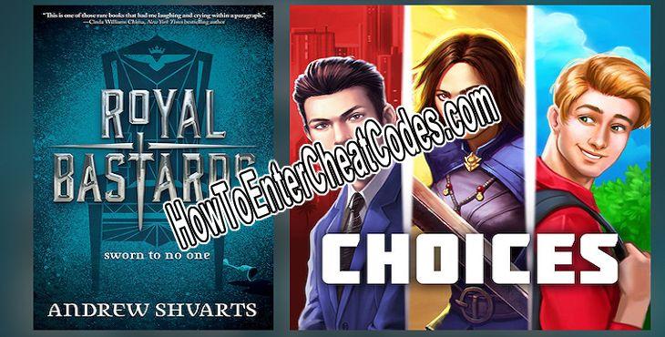 Choices Hacked Diamonds and Keys