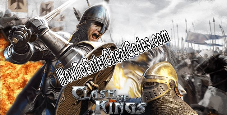 Clash of Kings Hacked Gold