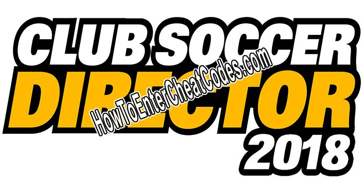 Club Soccer Director 2018 Hacked Money/Coins
