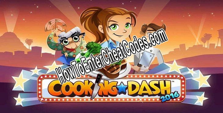 Cooking Dash 2016 Hacked Gold, Supplies and Coins