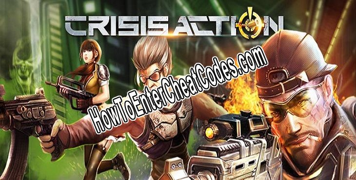 Crisis Action Hacked Diamonds, Ammo and Money/Coins