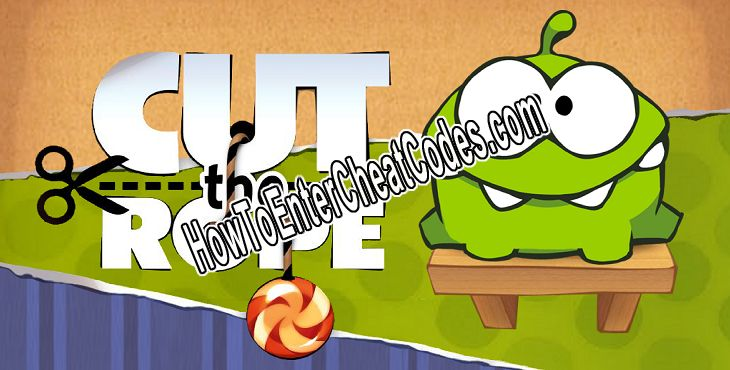 Cut The Rope 2 Hacked Money/Coins, Unlock All Levels and Energy
