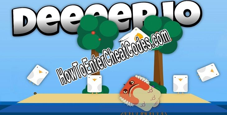 Deeeep.io Hacked Evolution
