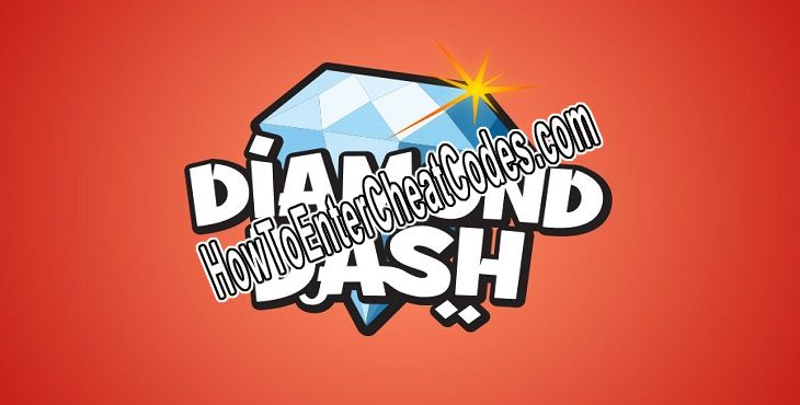 Diamond Dash Hacked Gold and Lives