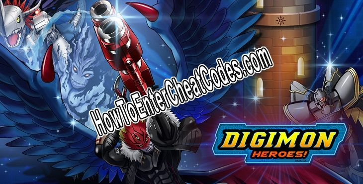 Digimon Heroes Hacked Digimoney and Bits