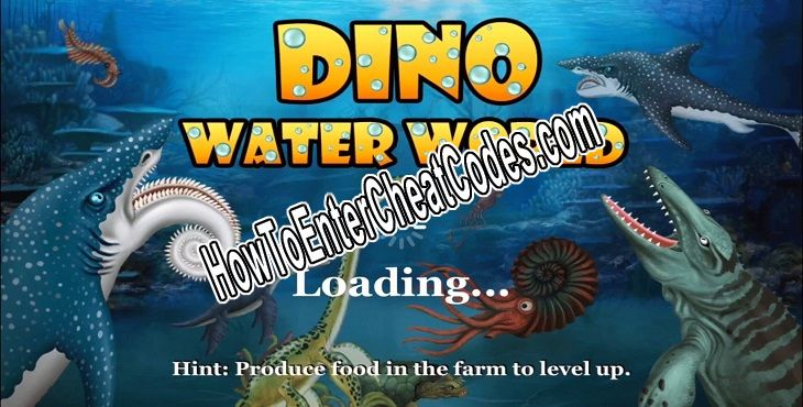 Dino Water World Hacked Gems and Coins