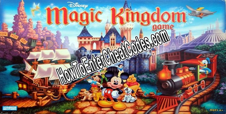 Disney Magic Kingdoms Hacked Gems and Unlock All Items