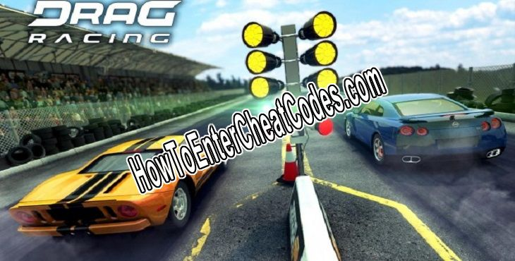 Drag Racing Classic Hacked Money and RP