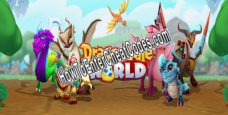DragonVale World Hacked Gems and DragonCash