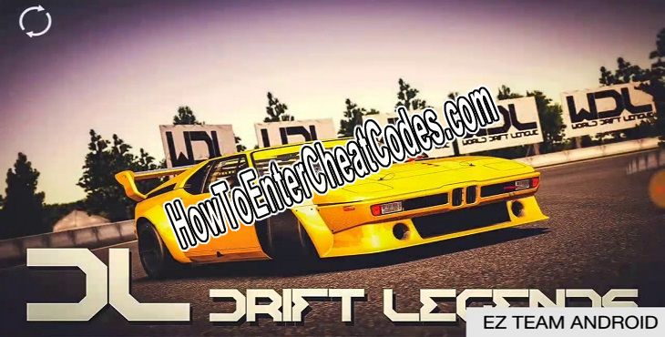 Drift legends Hacked Money