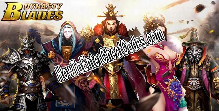 Dynasty Blades Hacked Gold and Diamonds