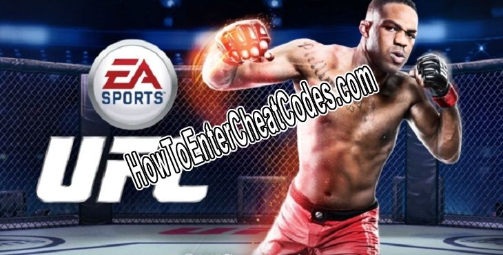 EA SPORTS UFC Hacked Gold and Money