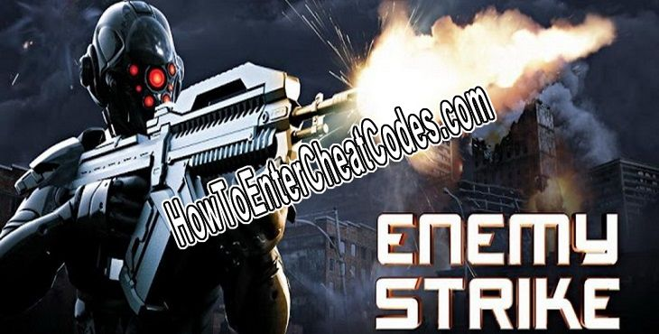 Enemy Strike Hacked Money and Gold