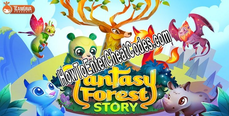 Fantasy Forest Story Hacked Gems and Coins