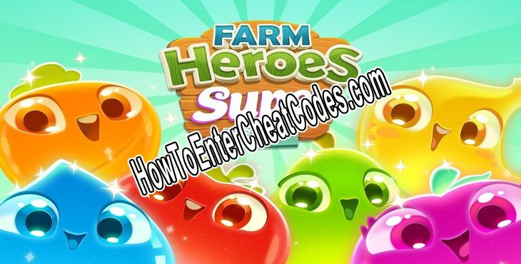 Farm Heroes Super Saga Hacked Gold, Moves and Lives