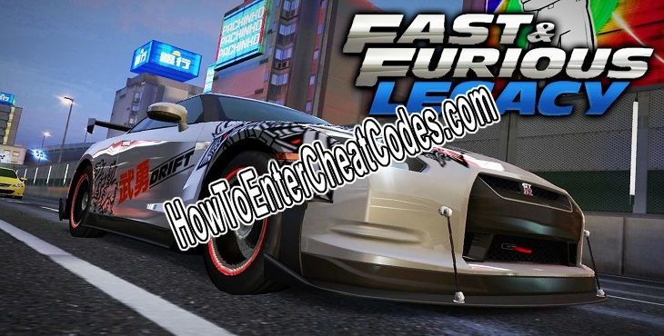 Fast and Furious Legacy Hacked Gold and Money