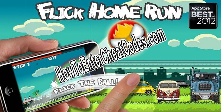 Flick Home Run Hacked Money and Unlock All