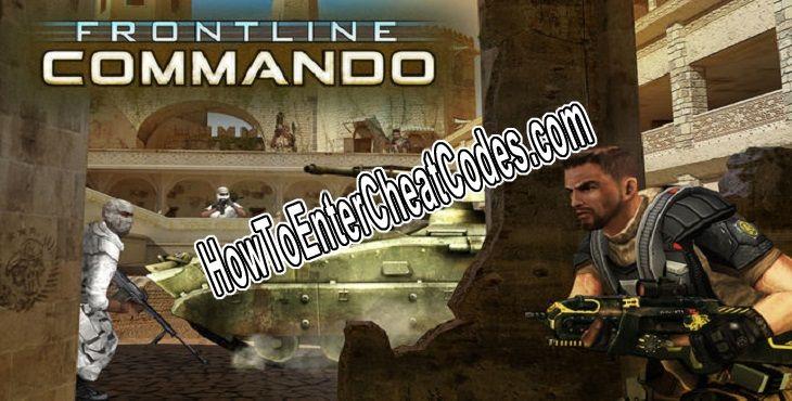 Frontline Commando Hacked Money and Gold