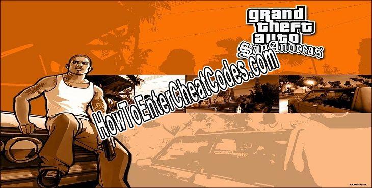 GTA: San Andreas Hacked Money, Ammo and Health