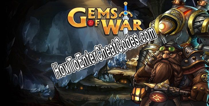 Gems of War Hacked Coins and Unlock All