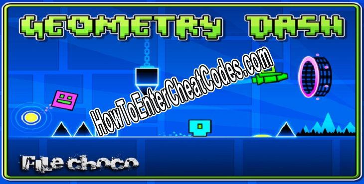 Geometry Dash Hacked Coins, Unlock All and Stars