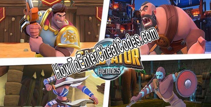 Gladiator Heroes Hacked Diamonds/Gems