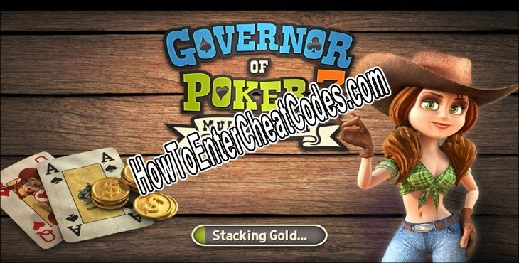 Governor of Poker 2 Hacked Chips