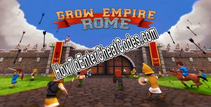 Grow Empire: Rome Hacked Gold and XP