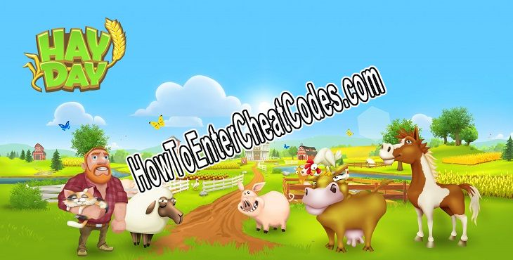 Hay Day Hacked Diamonds and Coins