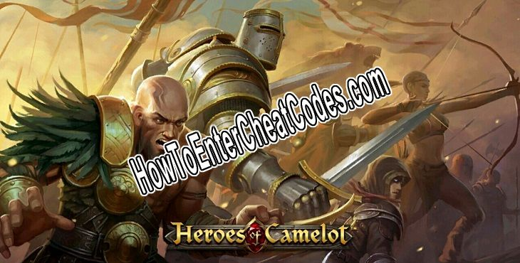 Heroes of Camelot Hacked Gems