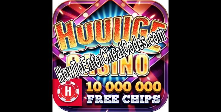 Huuuge Casino Hacked Chips and Diamonds