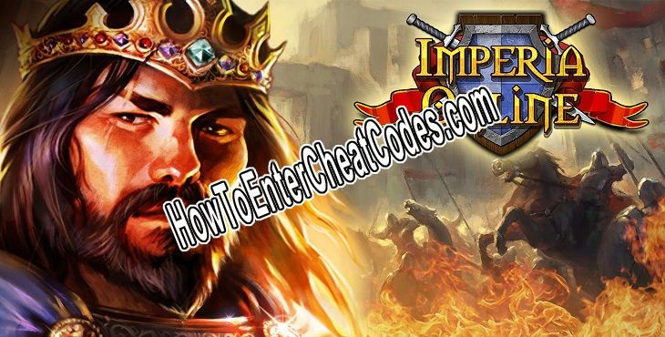 Imperia Online Hacked Diamonds and Gold