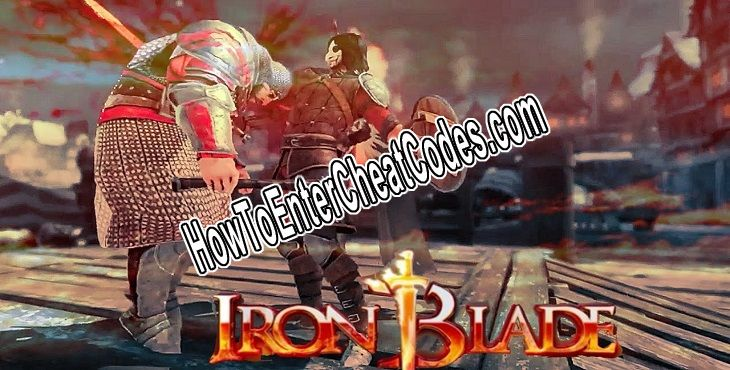 Iron Blade Hacked Rubies and Money