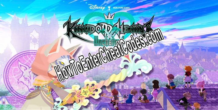 KINGDOM HEARTS Unchained X Hacked Jewels