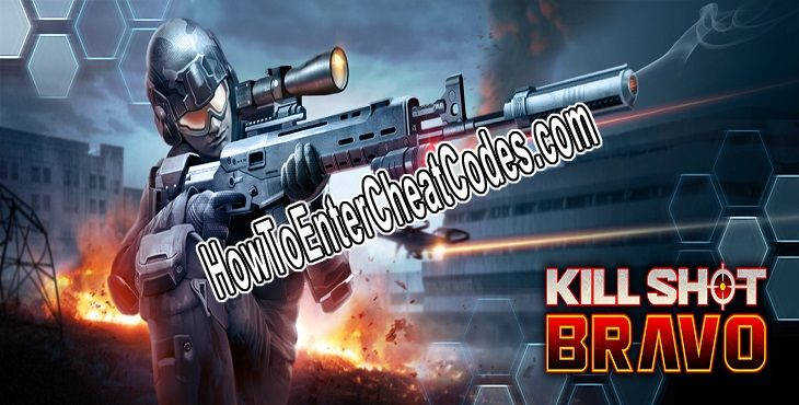 Kill Shot Bravo Hacked Money, Ammo and Gold