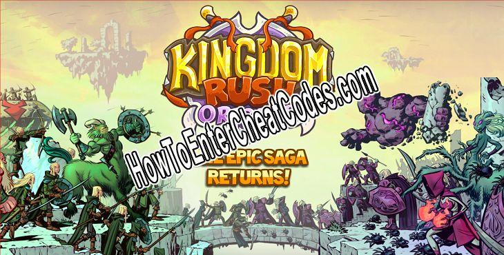 Kingdom Rush Origins Hacked Gems