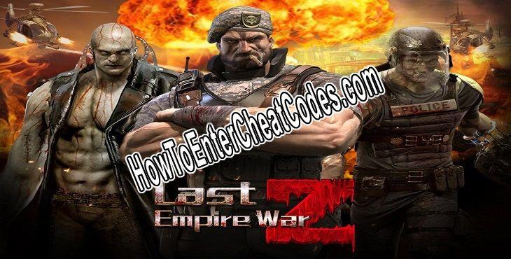 Last Empire-War Z Hacked Diamonds