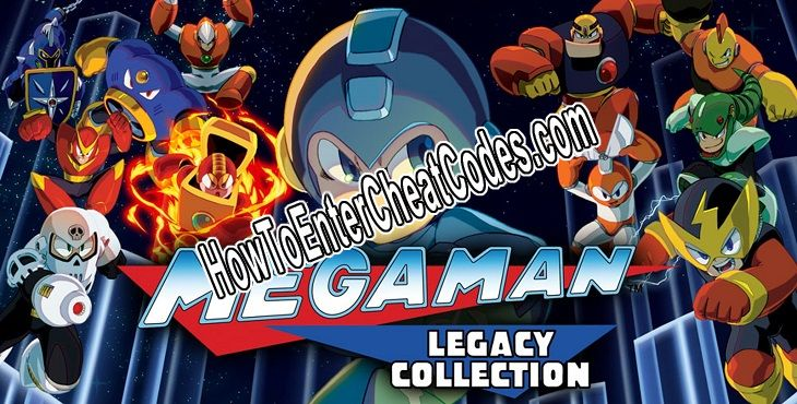 MEGA MAN X Hacked Boosts, Armor and All Weapons