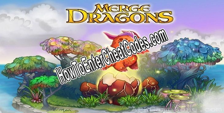 Merge Dragons Hacked Gems and Coins