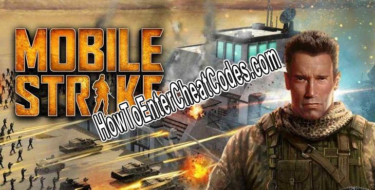 Mobile Strike Hacked Gold